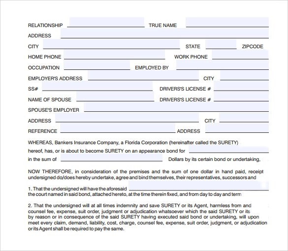 13+ Sample Indemnity Agreement Templates Sample Templates - indemnity agreement template