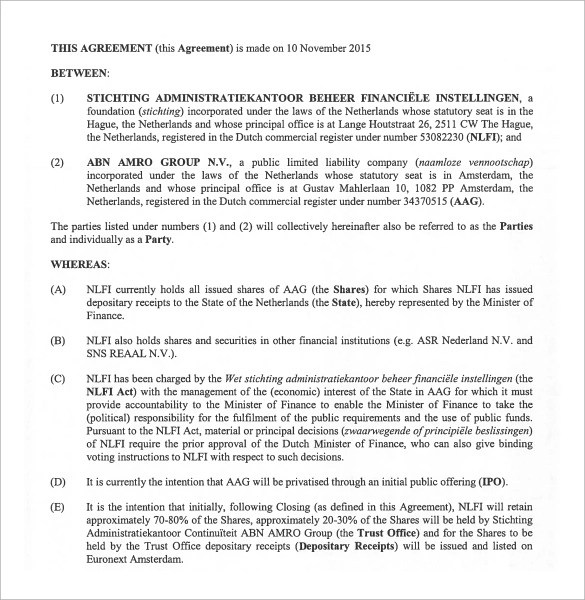 Cohabitation Agreement Template Dismissal Letter for Poor