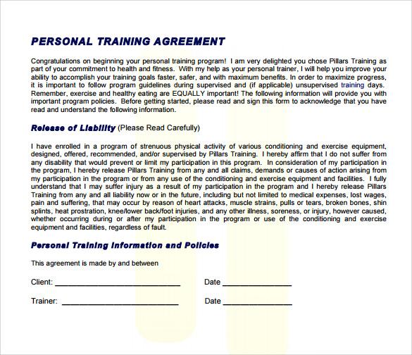 Doc#25503300 Training Agreement Contract u2013 Employee Training - training agreement contract