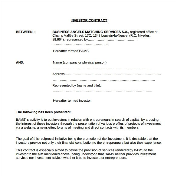 Sample Construction Contract Template  Travel Registration Form - 2 - sample construction contract template