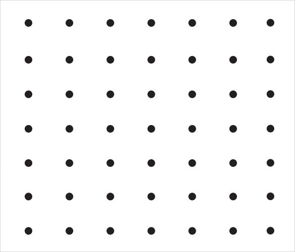 9+ Dot Game Samples Sample Templates - sample dot game template