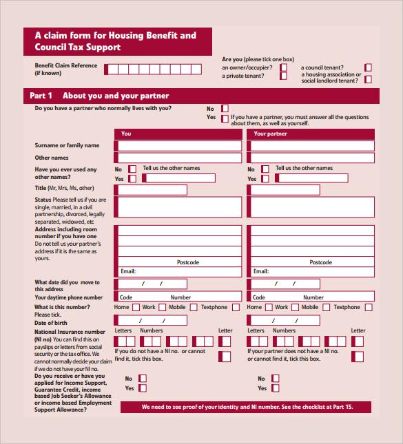housing benefit - 28 images - apply for benefits berneslai homes