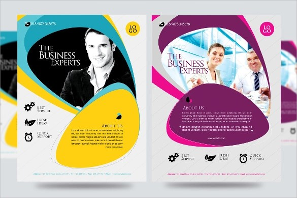 21+ Wonderful Promotional Flyer Templates Sample Templates