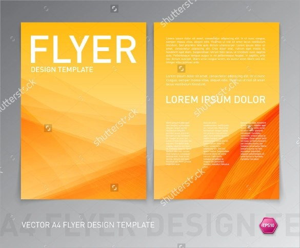 20+ Attractive Flyer Background Templates Sample Templates - flyer background template