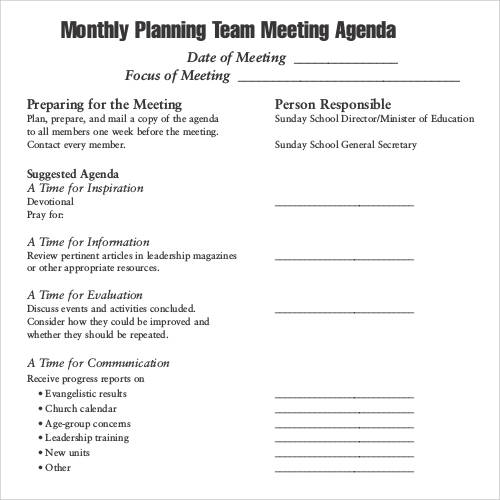 meeting template agenda node2004-resume-templatepaasprovider