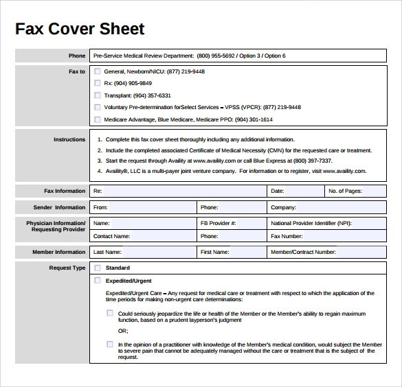 15 Urgent Fax Cover Sheets \u2013 Samples, Examples  Formats Sample - sample urgent fax cover sheet