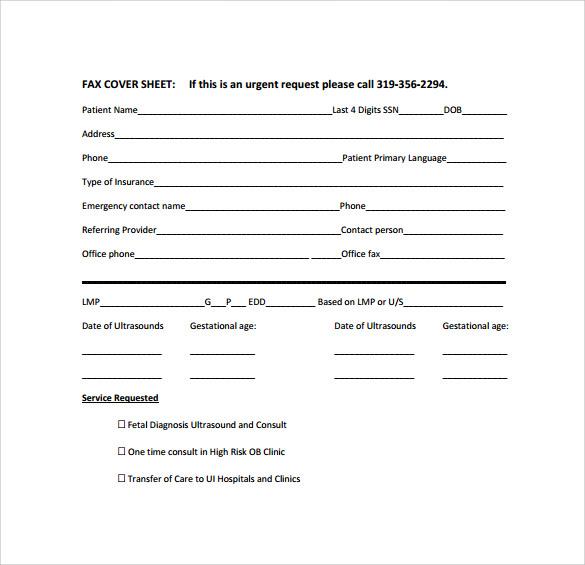 Urgent Fax Cover Sheet FreePrintableFaxCoverSheetFcDFBEbaDDfCbbEE