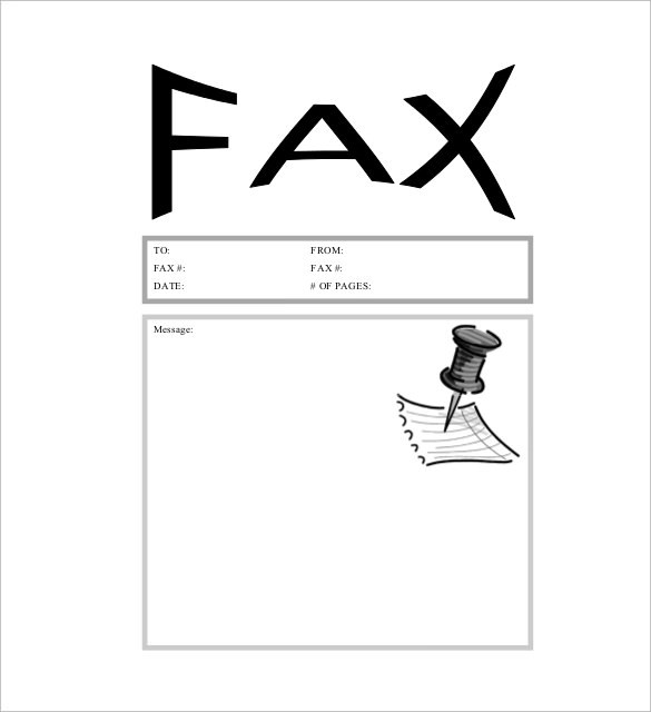 what to include on fax cover sheet hgvi