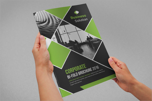 23+ Brochure Design Ideas  Examples Sample Templates - sample bi fold brochure