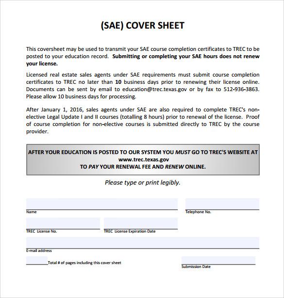 Doc#748568 Sample Business Fax Cover Sheet u2013 Fax Cover Sheet Fax - sample business fax cover sheet