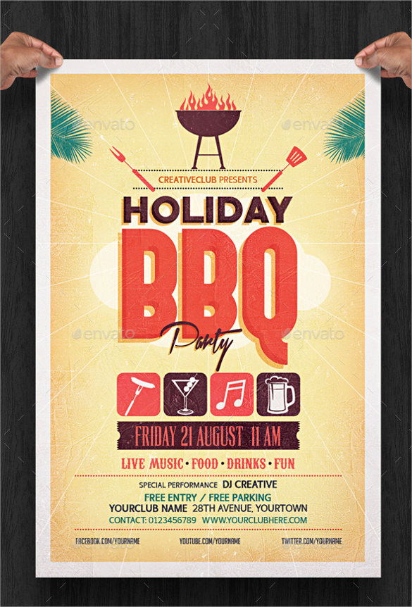 10+ Amazing Holiday Party Flyer Templates Sample Templates - holiday party flyer template