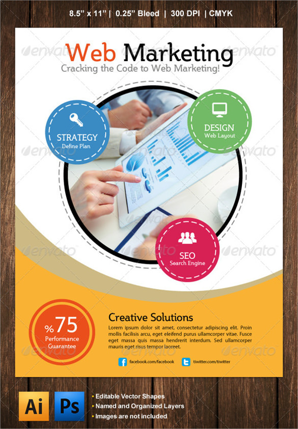 21+ Marketing Flyer Templates Sample Templates