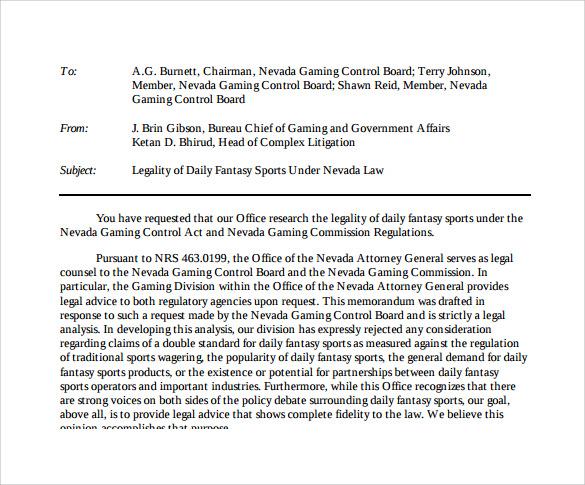 Legal Memo Template Legal Memorandum Format Tutor Resumed Legal