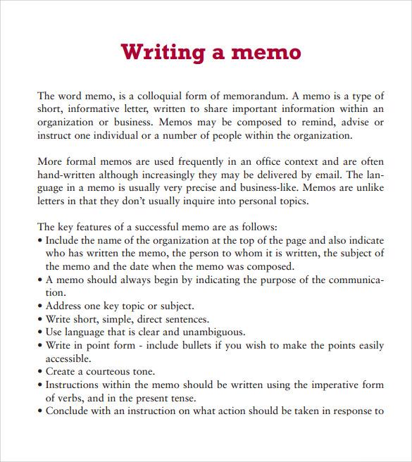 sample memo template word - microsoft word memorandum template