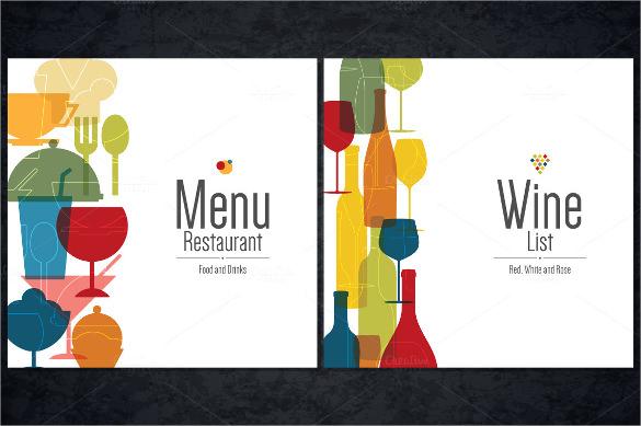 Customize 248+ Wine Menu Templates Online - Canvavector wine menu