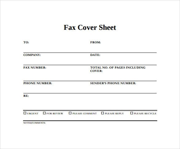 Sample Standard Fax Cover Sheet Fax Cover Letter Resume Cv - sample cute fax cover sheet