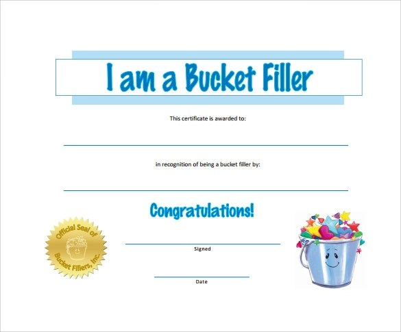 29+ Certificate of Recognition Templates Sample Templates - blank certificate of recognition