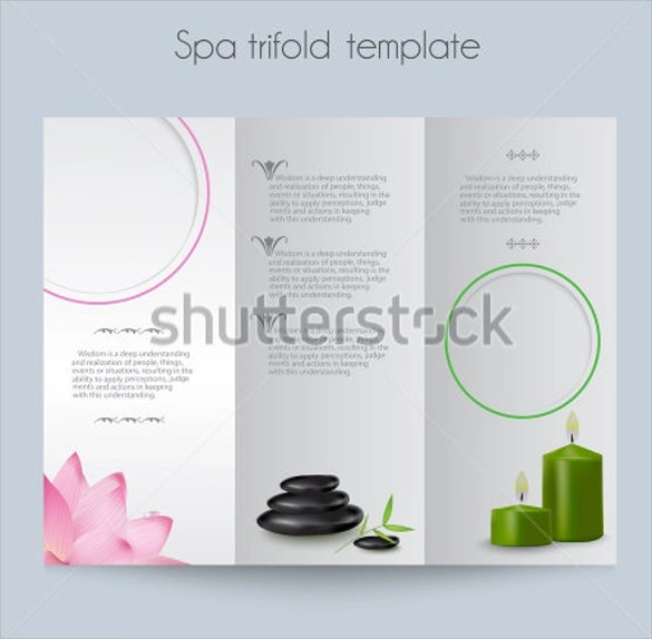 27+ Spa Brochures Templates - Ai, Psd, Docs, Pages
