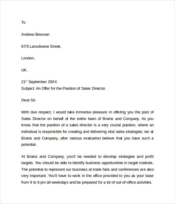 Request A Job Reference Letter Job Interviews Sample Offer Letter Templates 11 Free Examples Format