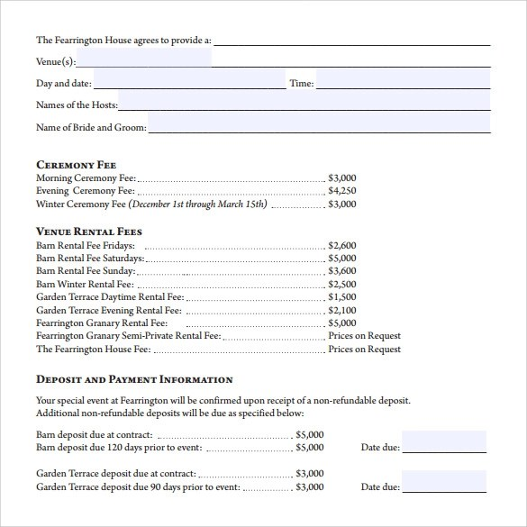 Mutual Agreement Contract Sample – Mutual Agreement Sample