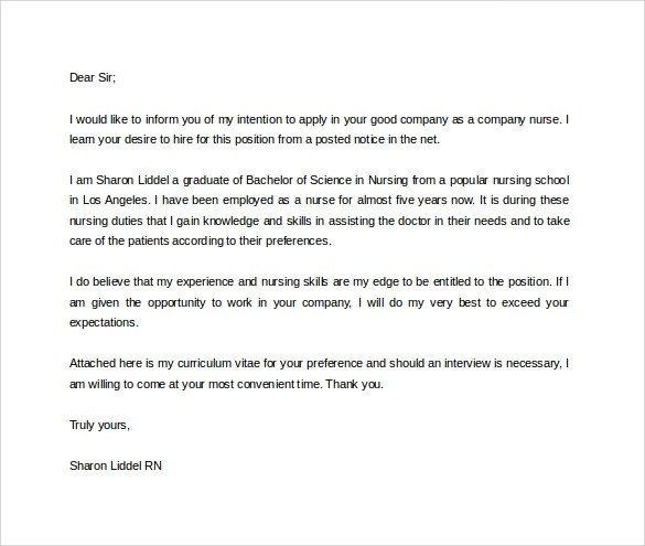 14+ Employment Letters \u2013 Samples, Examples  Format Sample Templates