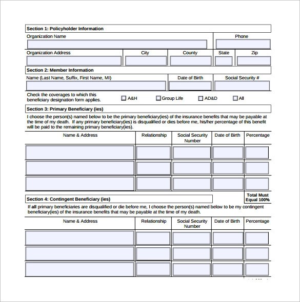 Release And Receipt Form | Resume Format Template Word