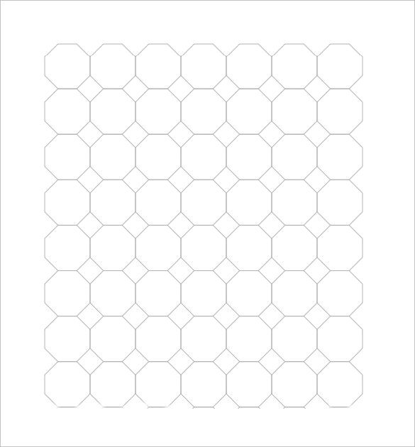 6 free graph paper template