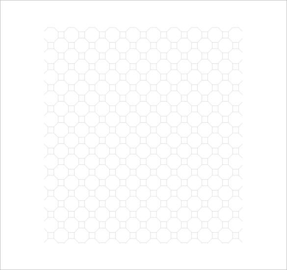 Doc#585620 Octagon Graph Paper u2013 Sample Octagon Graph Paper 5 - sample graph paper