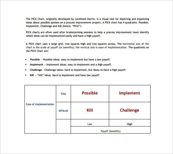 Pick Chart  NodeResumeTemplatePaasproviderCom