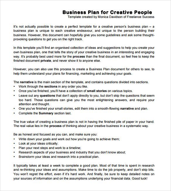 business plan sample template - Josemulinohouse - business plans sample