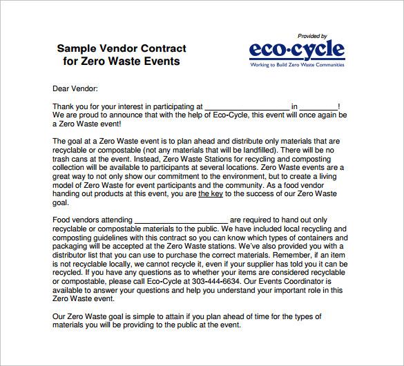 Vendor Confidentiality Agreement - vendor confidentiality agreement