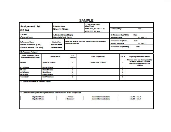 incident action plan template - Tomadaretodonate - fema application form