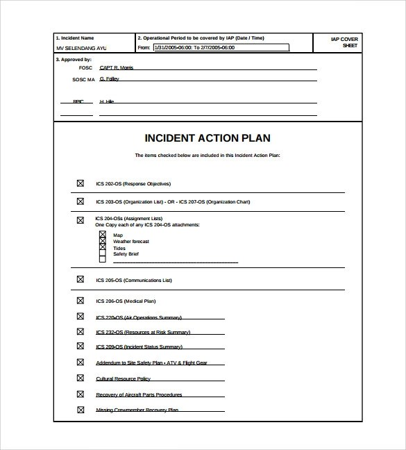 Safety Plan Sample Document | Curriculum Vitae Sample European Format