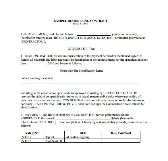 Employment Contract With Commission | Create Professional Resumes