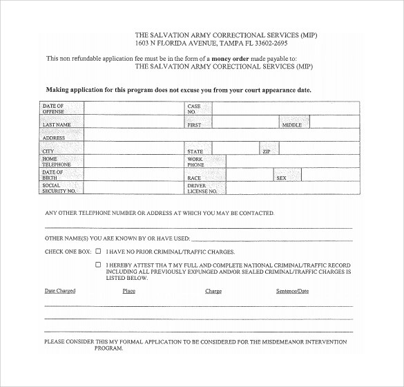 Awesome Correctional Services Application Form Contemporary - Best