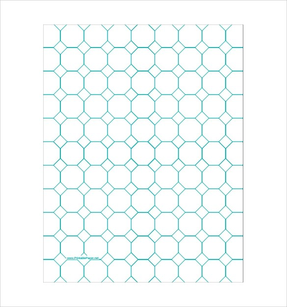 Elegant ... Octagon Graph Paper Constructions Of The Star Octagram And The   Graph  Paper Download Word ... Images
