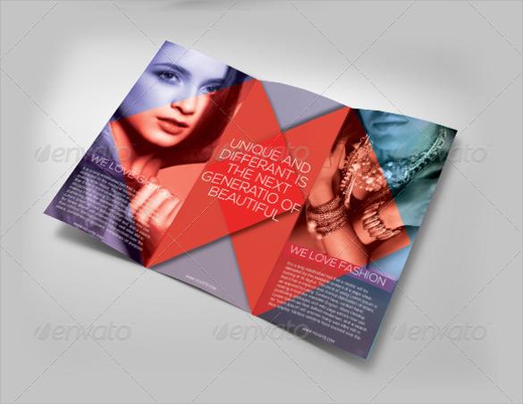 16+ Fashion Design Brochures Sample Templates - fashion design brochure template
