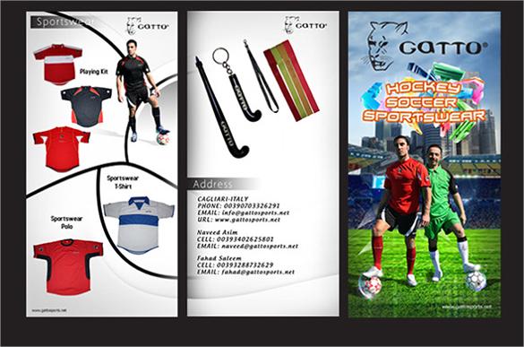 20+ Sports Brochures Sample Templates - sports brochure