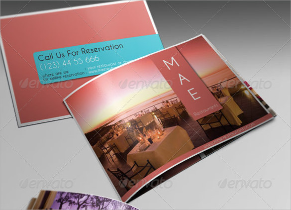 21+ Restaurant Brochures - Vector EPS, PSD