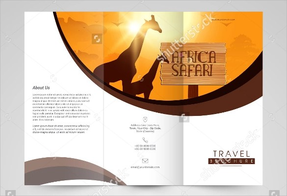23+ Travel Brochure Templates Sample Templates