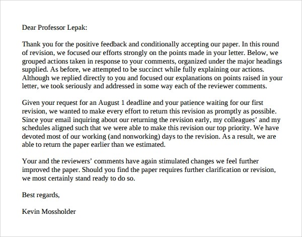 Thank You Letter To Professor 10 thank you letters to prof