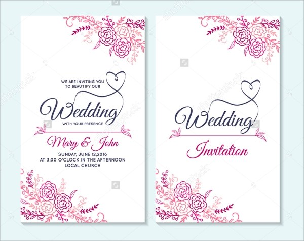 wedding flyers templates free - wedding template