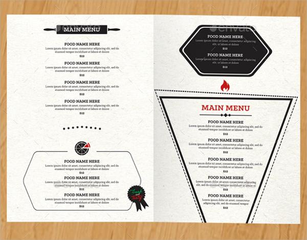 Perfect Pizza Menu Template Gift - Resume Ideas - namanasa - Sample Pizza Menu Template