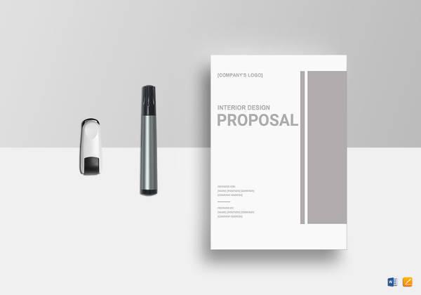 11+ Web Design Proposal Templates Sample Templates - design proposal