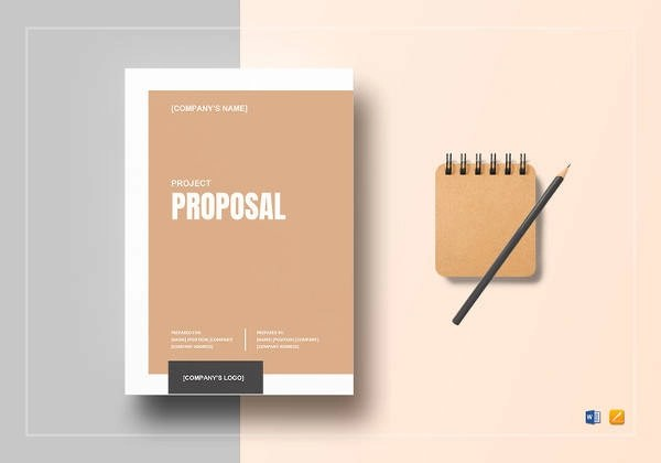 Project Proposal Template Word - Costumepartyrun
