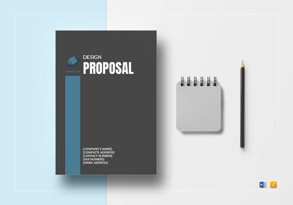 web design proposal template free