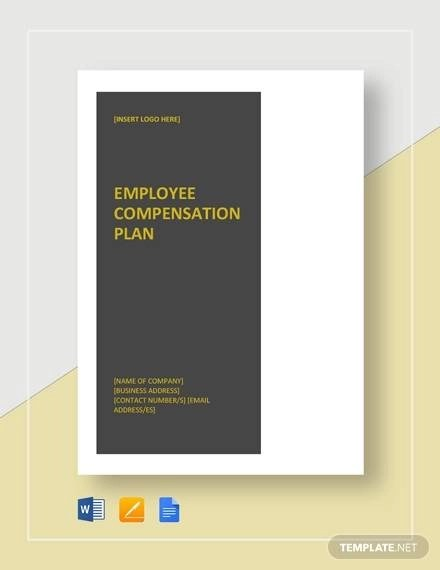 Sample Compensation Plan Templates - 11+ Free Documents in PDF, Word