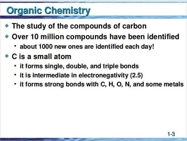 10+ Chemistry PowerPoint Templates Sample Templates