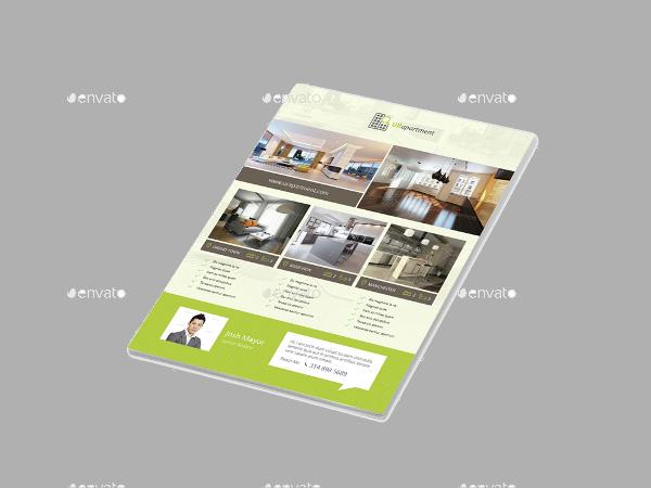 17+ Apartment Flyer Templates - Word, AI, PSD, EPS Vector