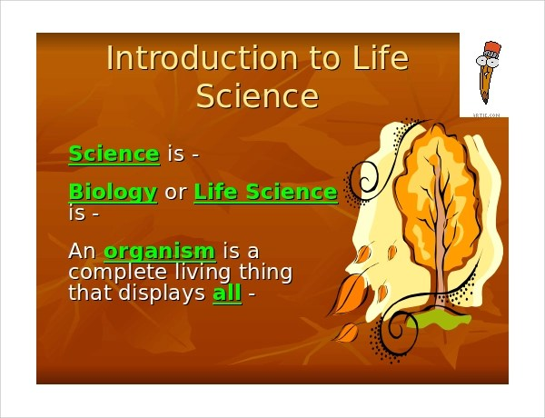 10 Science Powerpoint Templates to Download Sample Templates